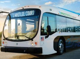 Autobuzul electric care merge 1.772 de km cu o singura incarcare